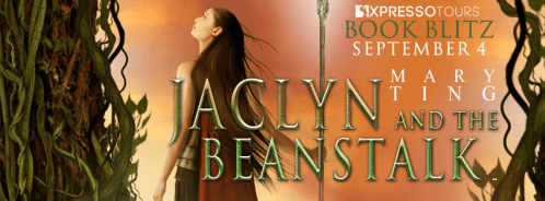 Jaclyn and the Beanstalk blitz by Xpresso Book Tours