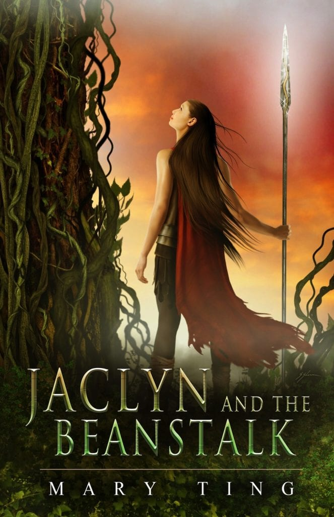 "#PubDay Book Blitz with Notes and Extras | ""Jaclyn and the Beanstalk"" by Mary Ting A new #YAFantasy novel which re-invents the tale surrounding #JackAndTheBeanStalk with an impressive premise driving it forward!"