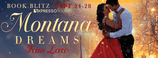 Montana Dreams Blitz via Xpresso Book Tours