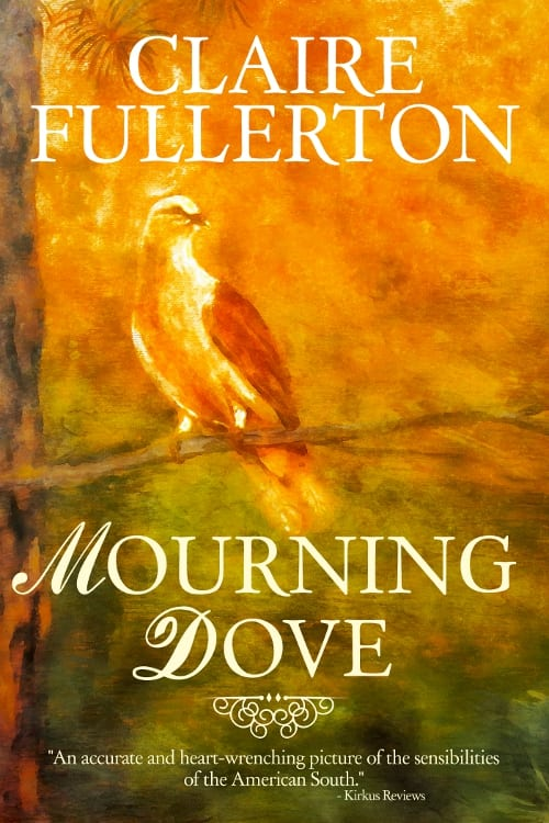 "Audiobook Blog Tour | feat. a review of ""Mourning Dove"" writ and narrated by Claire Fullerton"