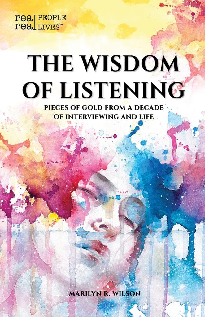 "Author Guest Post | The journey author Marilyn R. Wilson took to write ""The Wisdom of Listening"""