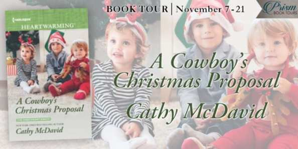 A Cowboy's Christmas Proposal blog tour via Prism Book Tours