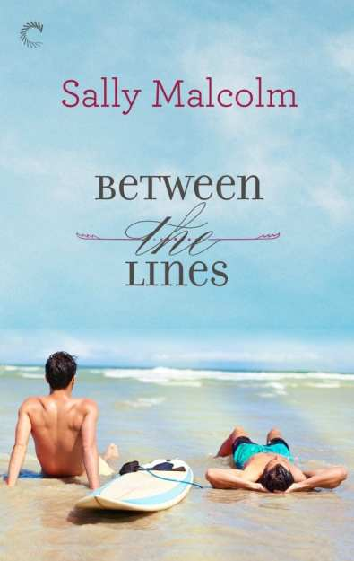 Between the Lines by Sally Malcolm