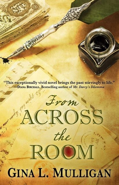 "Blog Book Tour | ""From Across the Room"" by Gina L. Mulligan"