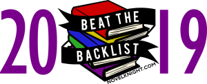 Beat the Backlist banner created by Austine at A Novel Knight and is used with permission.