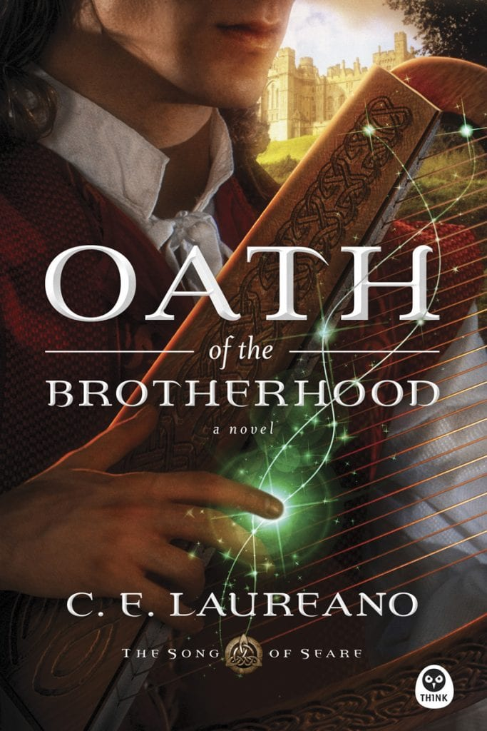 Oath of the Brotherhood by C.E. Laureano