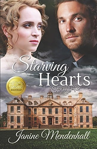"Blog Book Tour | ""Starving Hearts"" and ""Never Past Hope"" by Janine Mendenhall"