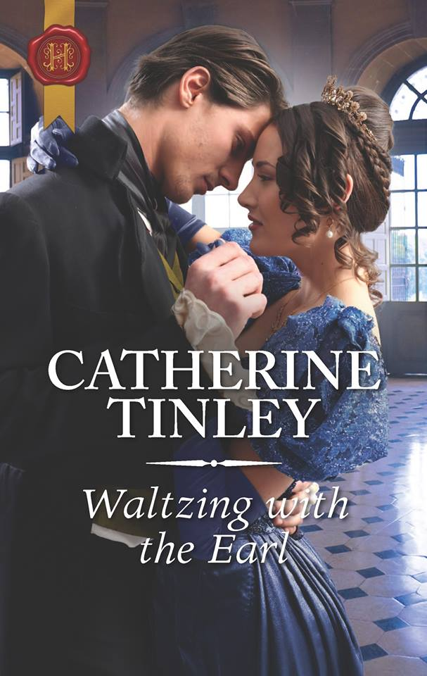 "#SaturdaysAreBookish | feat. @SatBookChat's 5th January guest author Catherine Tinley | Book Review of ""Waltzing with the Earl"" (Book One: Chadcombe Marriages series) celebrating this lovely series one year to the day after I first discovered it!"