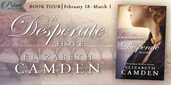 A Desparte Hope blog tour via Prism Book Tours