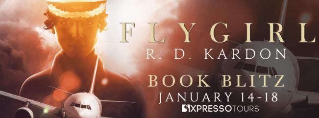 Fly Girl Blitz via Xpresso Book Tours