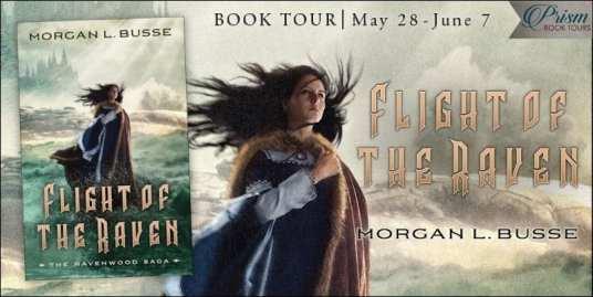 Flight of the Raven blog tour via Prism Book Tours
