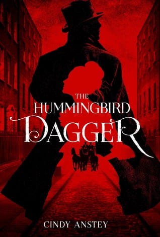 "Author Interview | Happily finding another #SwoonReads selection I'd love to be #amreading! This time round a Historical Mystery ""The Hummingbird Dagger"" – Jorie interviews Cindy Anstey!!"