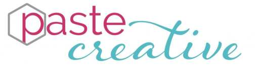 Paste Creative logo provided by Paste Creative and is used with permission.