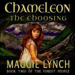 "Ahead of #WyrdAndWonder, an Audiobook Spotlight | ""The Choosing"" (The Forest People, book two) by Maggie Lynch (narrated by Rachel Jacobs)"