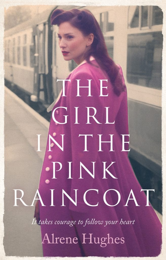 "Author Interview | Discussing #HistoricalFiction and ""The Girl in the Pink Raincoat"" with Alrene Hughes"