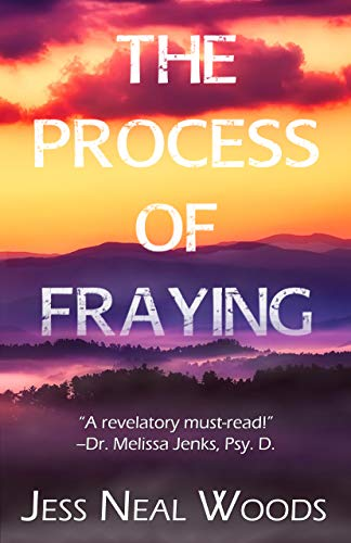 "Author Interview | Discussing her debut Historical Fiction novel ""The Process of Fraying"" with Jess Neal Woods a historic novel about Mental Health"