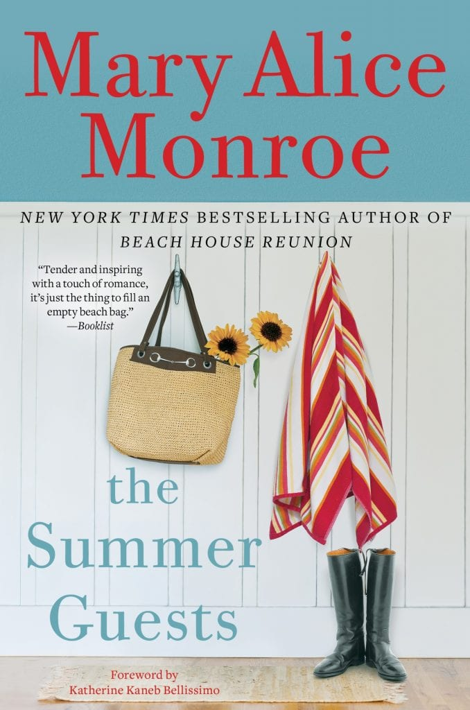 "#SaturdaysAreBookish | Book Review | ""The Summer Guests"" by Mary Alice Monroe"