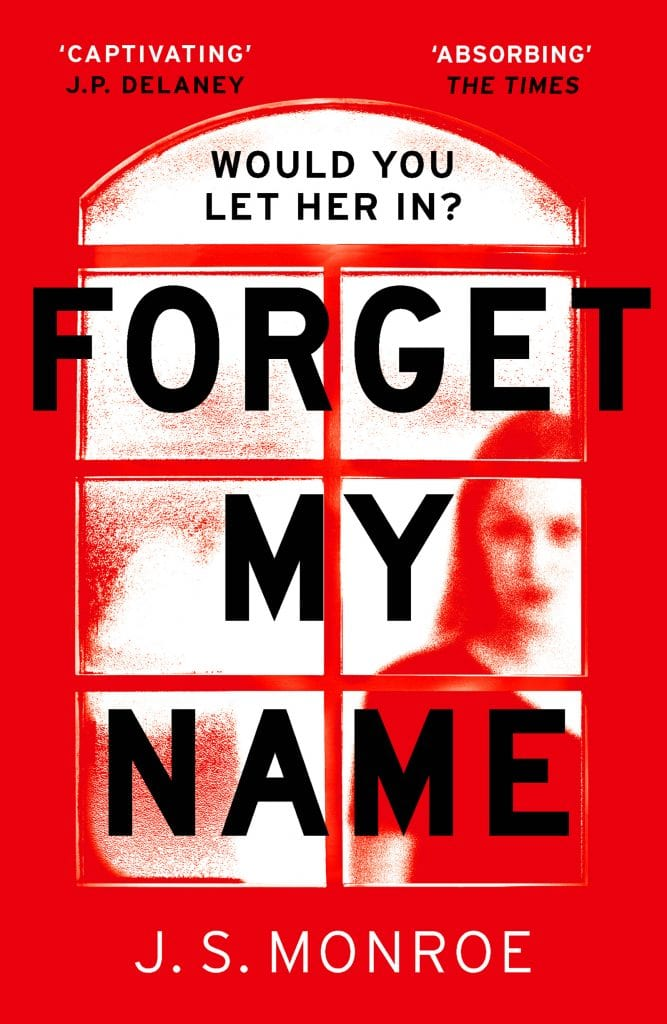 "#FraterfestRAT Book Review | ""Forget My Name"" by J.S. Monroe [A Thriller #JorieReads with trepidation and discovers a #newtomeauthor who gave her a wicked puzzle to solve!]"