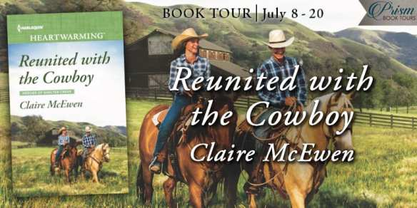 Reunited with the Cowboy blog tour via Prism Book Tours