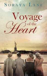 Voyage of the Heart by Soraya Lane