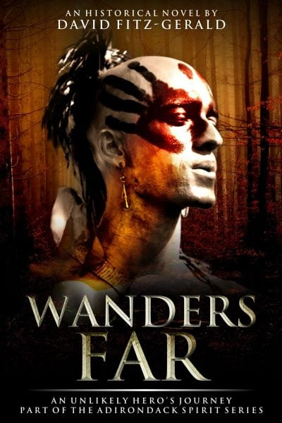 "An Author Interview during #Mythothon | A conversation about the mystical and dramatic Historical Fiction novel ""Wanders Far"" by David Fitz-Gerald"