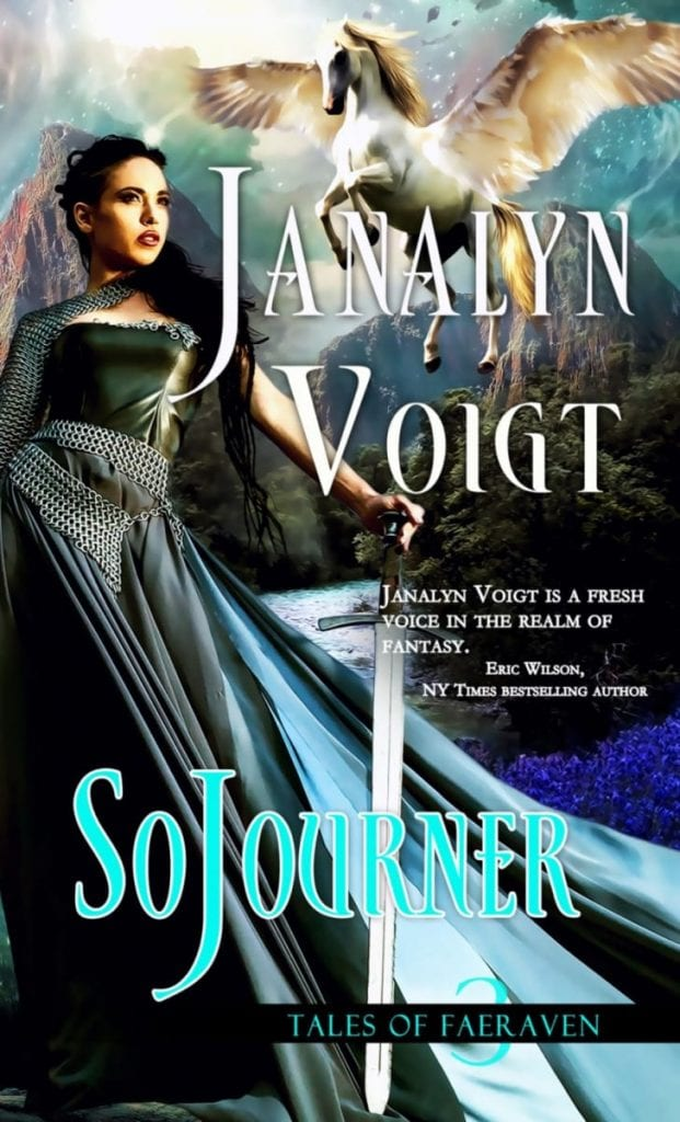 "Blog Tour Spotlight | ""SoJourner"" marks the third installment of the Tales of Faeraven by Janalyn Voigt"