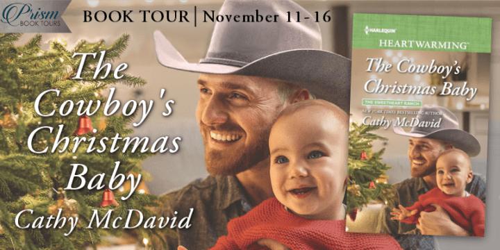 The Cowboy's Christmas Baby blog tour via Prism Book Tours