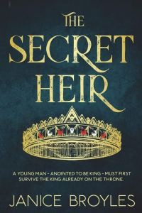 The Secret Heir by Janice Broyles