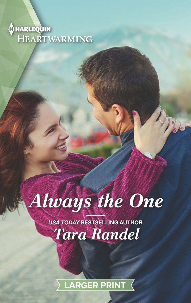"#HarlequinHeartwarming Blog Book Tour | ""Always the One"" (Meet Me At The Altar series, Book Four) by Tara Randel"