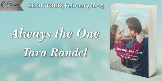 Always the One blog tour banner provided by Prism Book Tours and is used with permission.