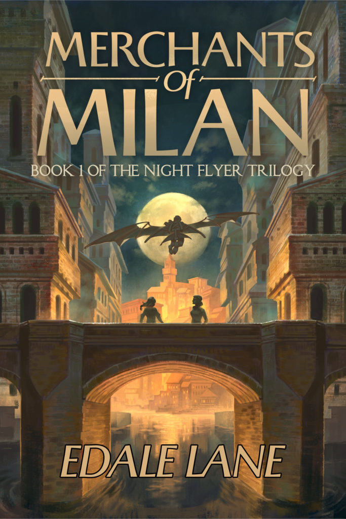 "#HistoricalMondays Book Review | ""Merchant's of Milan"" (Book One: The Night Flyer Trilogy) by Edale Lane"