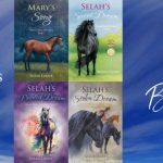 The Dream Horse Adventures series blog blitz banner provided by JustRead Publicity Tours and is used with permission.