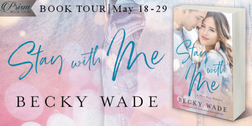 Stay With Me blog tour banner provided by Prism Book Tours and is used with permission.