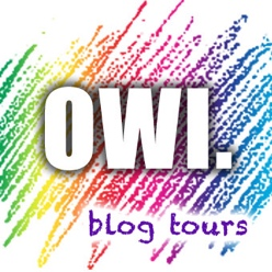 OWI Blog Tours badge provided by Otherworlds Ink Blog Tours and is used with permission.