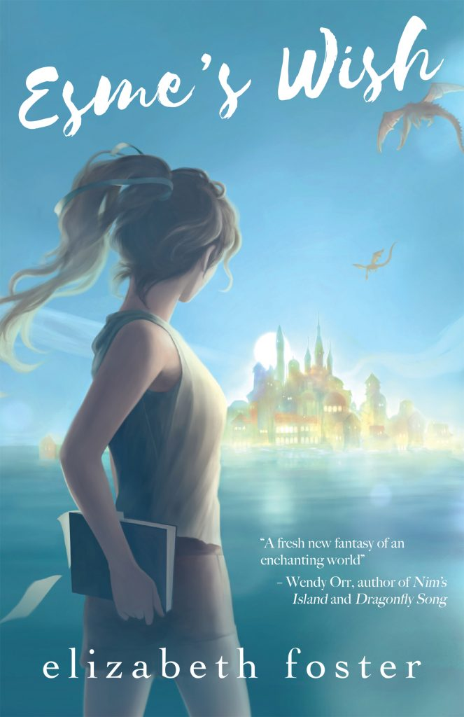 "A #WyrdAndWonder Book Review | ""Esme's Wish"" (Esme's Series Trilogy: Book One) by Elizabeth Foster"