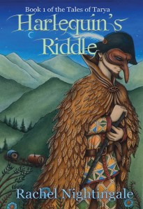 Harlequin's Riddle by Rachel Nightingale
