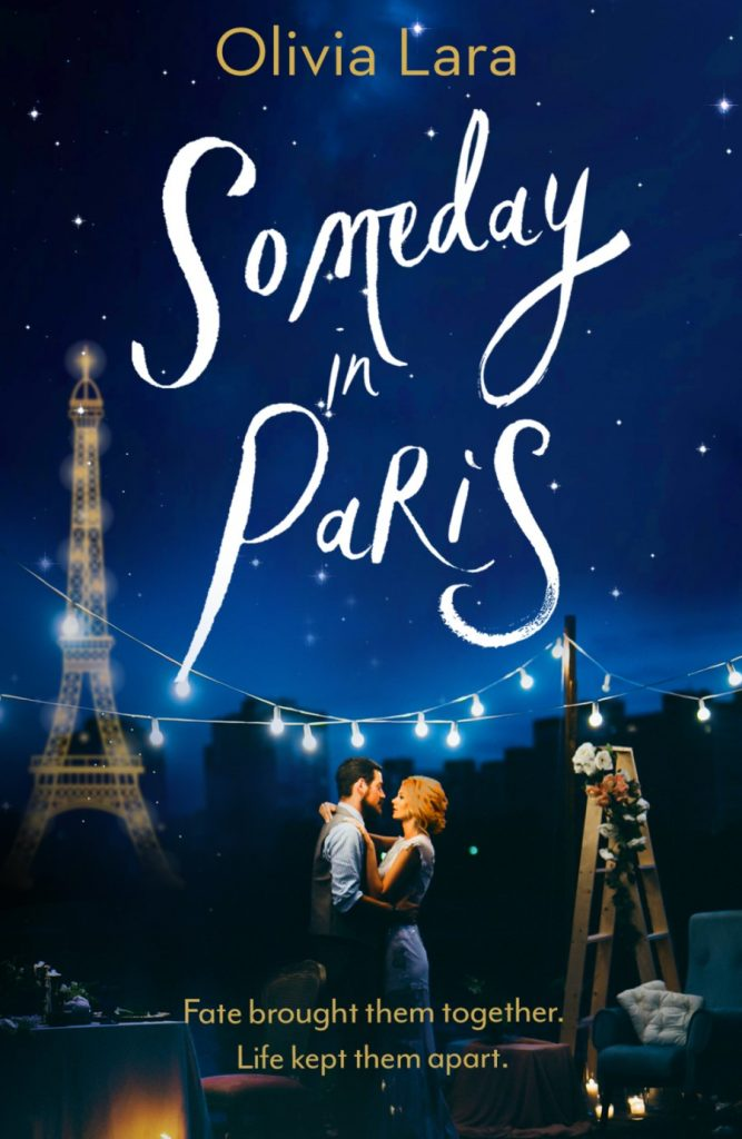 "Author Interview | in conversation with Olivia Lara about ""Someday in Paris""!"