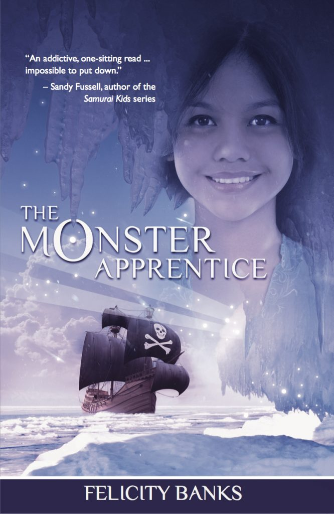 "A #WyrdAndWonder Book Review | ""The Monster Apprentice"" (Rahana Trilogy: Book One) by Felicity Banks"