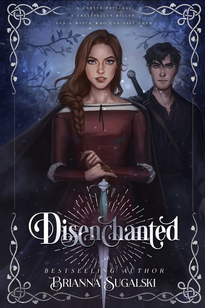 "A #WyrdAndWonder Author Interview | in conversation with Brianna Sugalski discussing how introspective Fantasy can become for us as readers and keen bits of insight into her series which begins with ""Disenchanted""!"