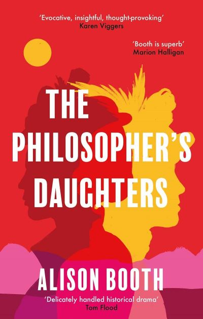 "Author Interview | in conversation with Alison Booth about her #HistFic novel ""The Philospher's Daughters"""