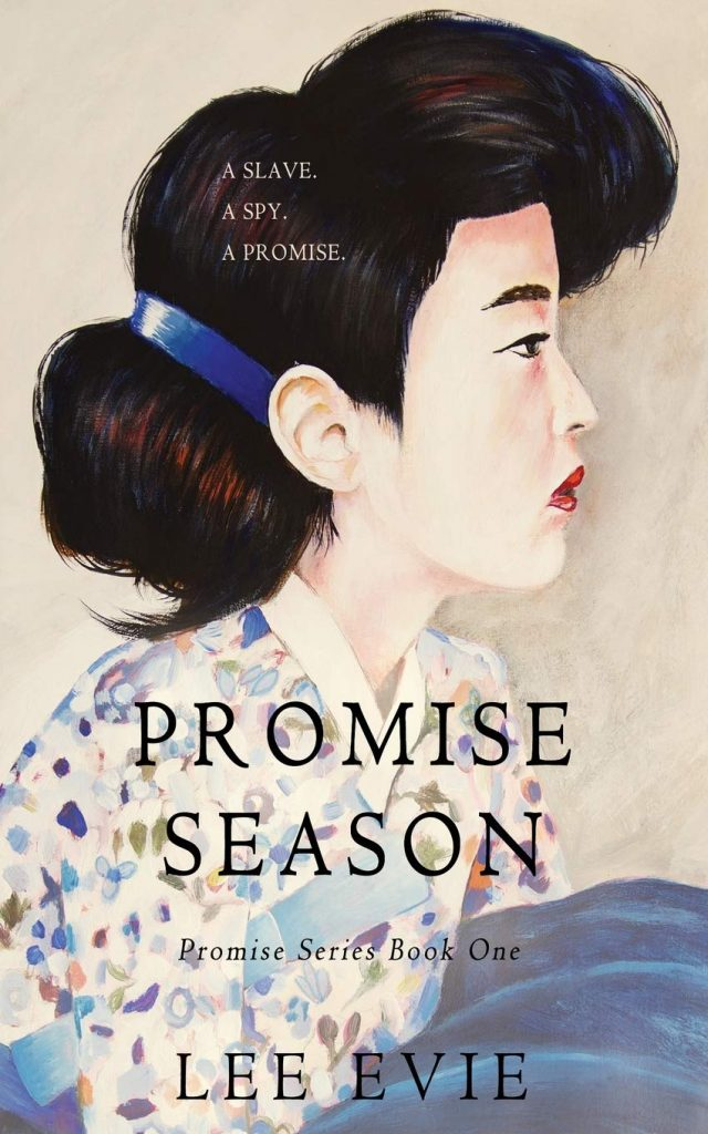 "Author Interview | in conversation with Lee Evie about her #HistFic novel ""Promise Season"""