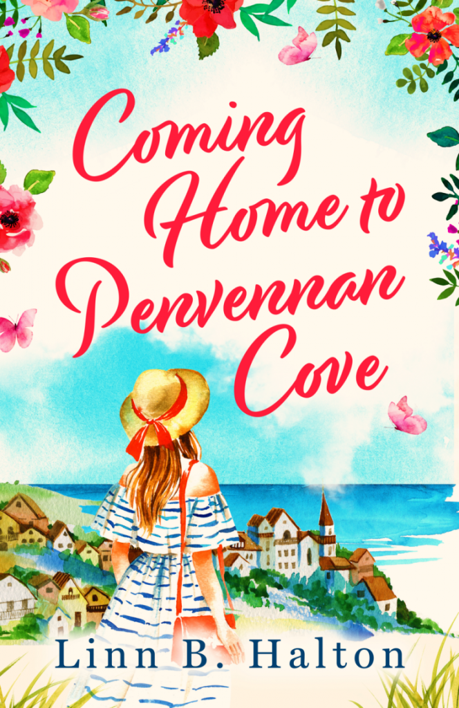 "Book Spotlight w/ Notes and Extract | ""Coming Home to Penvennan Cove"" Linn B. Halton"