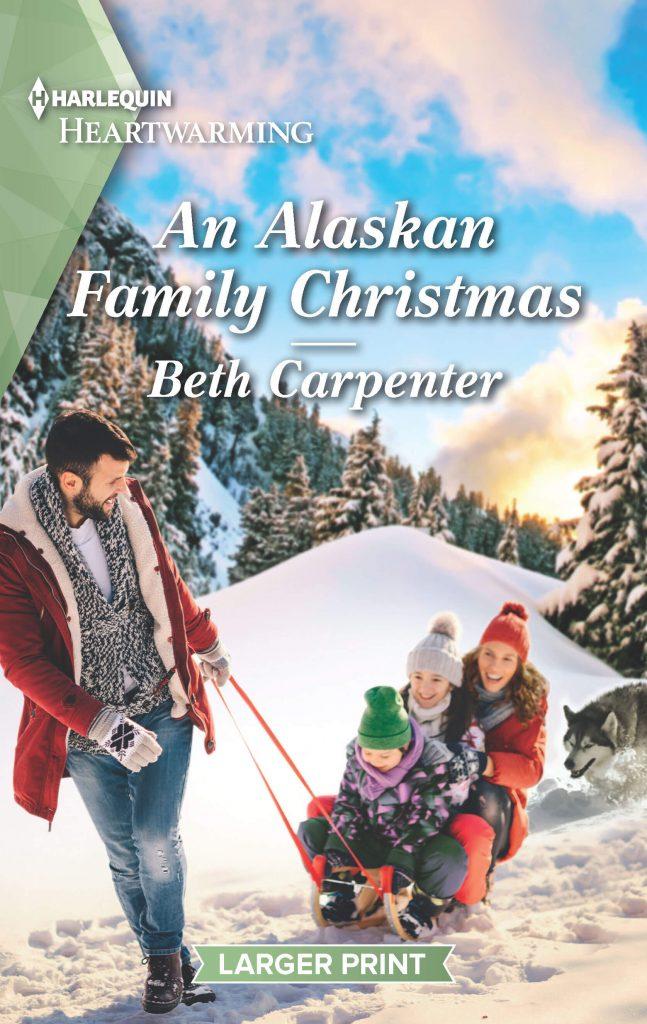 An Alaskan Family Christmas by Beth Carpenter