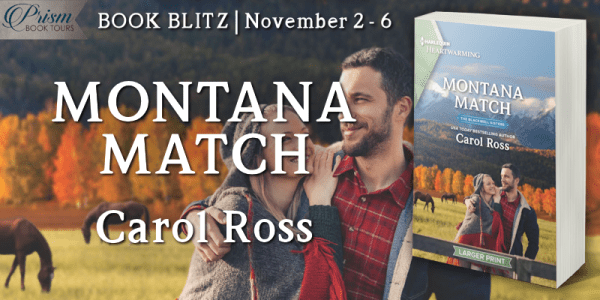 Montana Match blitz banner provided by Prism Book Tours and is used with permission.