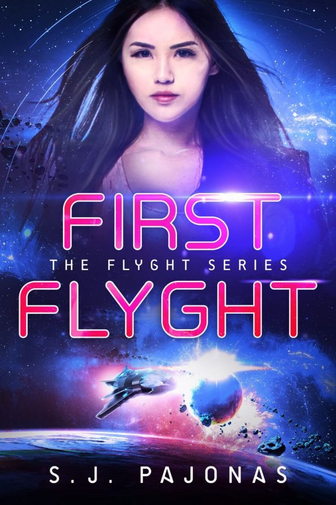 #FuellYourSciFi Book Spotlight | The Flyght series by S.J. Pajonas with the author discussing how she's included Sign Language into the series!