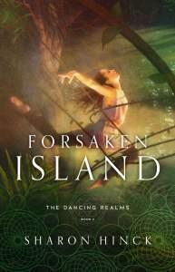 Forsaken Island by Sharon Hinck