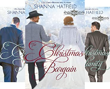 Hardman Holidays collage image provided by Prism Book Tours and is used with permission.