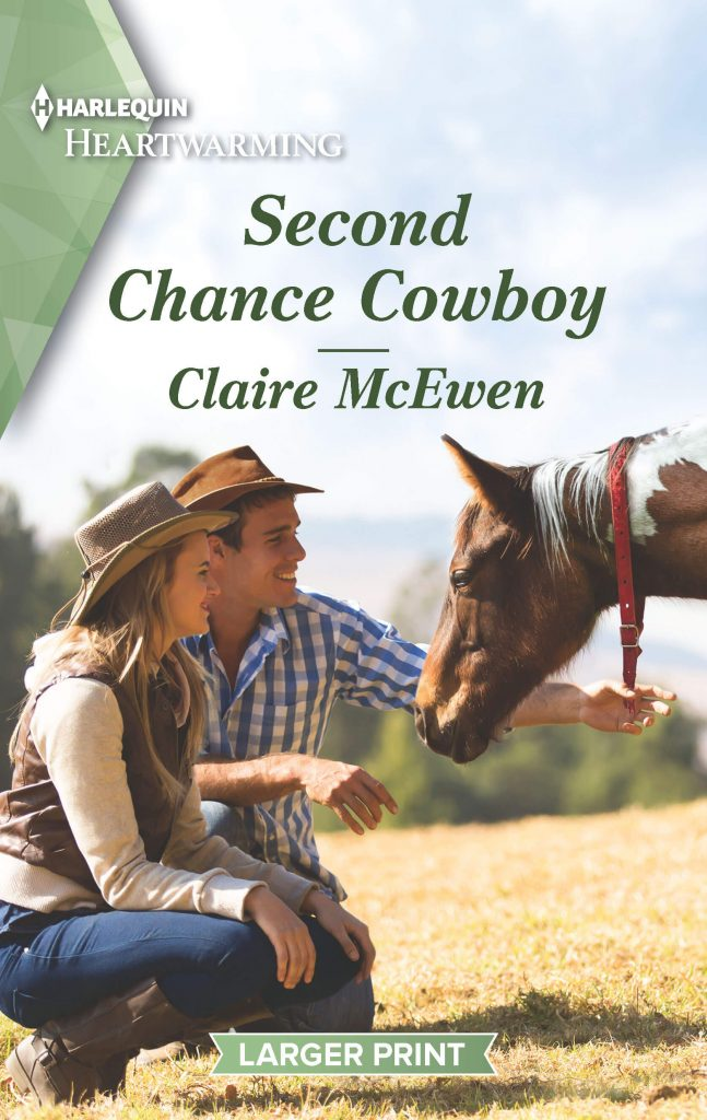 "A #HarlequinHeartwarming #RomanceTuesdays | Celebrating my love of the #HeroesOfShelterCreek series by Claire McEwen with my review for ""Second Chance Cowboy""!"