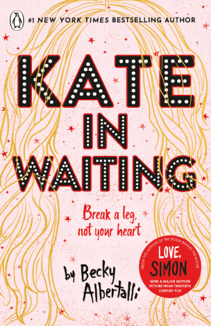 "An #Audiobook Spotlight | feat. an #audiobook review of ""Kate in Waiting"" by Becky Albertalli"