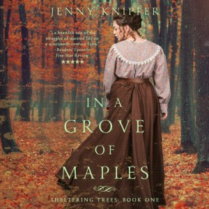 In A Grove of Maples by Jenny Knipfer